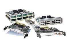 """Модуль Cisco A9K-MPA-4X10GE.Состояние """"used""""."""
