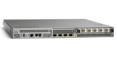 "Маршрутизатор Cisco ASR1001.Состояние ""used""."