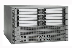 """Шасси маршрутизатора Cisco ASR1006.Состояние """"used""""."""