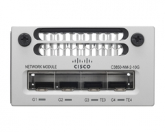"Модуль Cisco Catalyst C3850-NM-2-10G.Состояние ""used""."