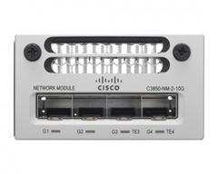 "Модуль Cisco Catalyst C3850-NM-2-10G.Состояние ""used""."