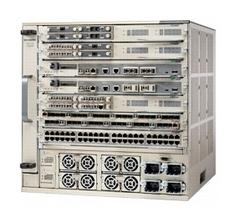 """Шасси Cisco Catalyst C6807-XL.Состояние """"used""""."""