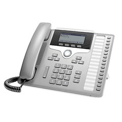 CP-7841-W-K9= Телефон Cisco UC Phone 7841 White