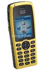 CP-7925G-EX-K9= Телефон Cisco Unified Wireless IP Phone 7925G-EX, World Mode