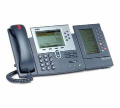 Многоканальный IP-телефон Cisco CP-7960G bundle