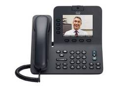 IP-телефон Cisco CP-8945 (некондиция, нет подставки)