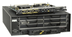"Маршрутизатор Cisco 7204VXR-NPE-G2 Bundle.Состояние ""used""."