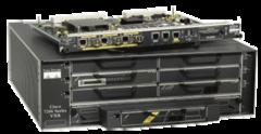 "Маршрутизатор Cisco 7204VXR-NPE-G1 Bundle.Состояние ""used""."