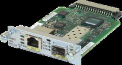 """Модуль Cisco EHWIC-1GE-SFP-CU(com).Состояние """"used""""."""