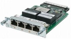 """Модуль Cisco HWIC-4T1/E1.Состояние """"used""""."""