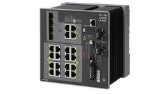 IE-4000-8GT4G-E Маршрутизатор IE 4000 8 x RJ45 10/100/1000, 4 x 1G Combo , LAN Base