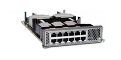 """Модуль Cisco N55-M12T.Состояние """"used""""."""