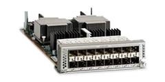"""Модуль Cisco N55-M16P.Состояние """"used""""."""