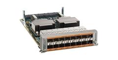"Модуль Cisco N55-M16UP.Состояние ""used""."