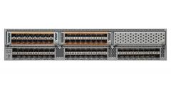 """Коммутатор Cisco Nexus N5K-C5596UP-FA.Состояние """"used""""."""