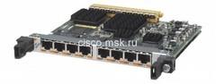 SPA-8X1FE-TX-V2= Модуль Cisco 8-Port Fast Ethernet (TX) Shared Port Adapter