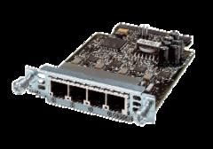 "Модуль Cisco VIC-4FXS/DID.Состояние ""used""."