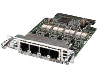 """Модуль Cisco VIC2-4FXO.Состояние """"used""""."""