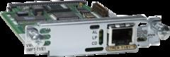 """Модуль Cisco VWIC2-1MFT-T1/E1.Состояние """"used""""."""