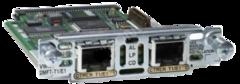 """Модуль Cisco VWIC2-2MFT-T1/E1.Состояние """"used""""."""