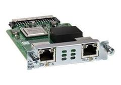 """Модуль Cisco VWIC3-2MFT-T1/E1.Состояние """"used""""."""