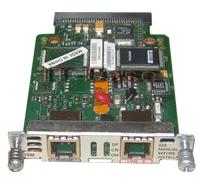 """Модуль Cisco WIC-1AM Состояние """"used""""."""