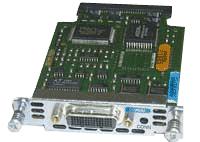 """Модуль Cisco WIC-1T.Состояние """"used""""."""