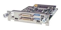 """Модуль Cisco WIC-2A/S.Состояние """"used""""."""