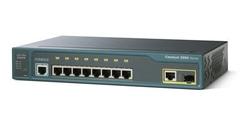 """Коммутатор Cisco Catalyst WS-C2960G-8TC-L.Состояние """"used""""."""