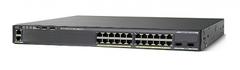 """Коммутатор Cisco Catalyst WS-C2960X-24TD-L.Состояние """"used""""."""