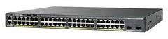 """Коммутатор Cisco Catalyst WS-C2960X-48LPD-L.Состояние """"used""""."""