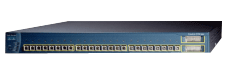 "Коммутатор Cisco Catalyst WS-C3550-24-FX-SMI.Состояние ""used""."