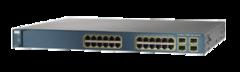 "Коммутатор Cisco Catalyst WS-C3560G-24TS-S.Состояние ""used""."