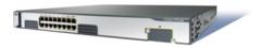 """Коммутатор Cisco Catalyst WS-C3750G-16TD-S.Состояние """"used""""."""