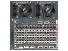 """Шасси Cisco Catalyst WS-C4506-E.Состояние """"used""""."""