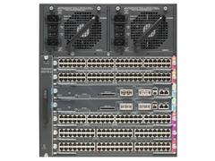 """Шасси Cisco Catalyst WS-C4507R-E.Состояние """"used""""."""