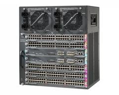 "Шасси Cisco Catalyst WS-C4507R.Состояние ""used""."