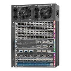 "Шасси Cisco Catalyst WS-C4510R.Состояние ""used""."