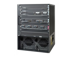 """Шасси Cisco Catalyst WS-C6509-E.Состояние """"used""""."""