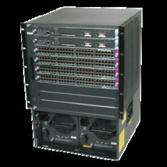 "Шасси Cisco Catalyst WS-C6509.Состояние ""used""."