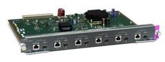 "Модуль Cisco Catalyst WS-X4506-GB-T.Состояние ""used""."