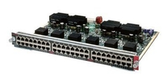 "Модуль Cisco Catalyst WS-X4548-GB-RJ45V.Состояние ""used""."
