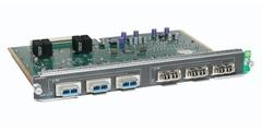"""Модуль Cisco Catalyst WS-X4606-X2-E.Состояние """"used""""."""