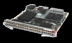 """Модуль Cisco Catalyst WS-X6148A-GE-45AF.Состояние """"used""""."""