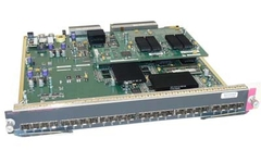 "Модуль Cisco Catalyst WS-X6724-SFP.Состояние ""used""."