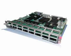 "Модуль Cisco Catalyst WS-X6816-10G-2TXL.Состояние ""used""."
