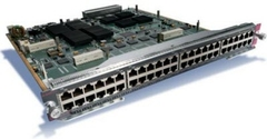 "Модуль Cisco Catalyst WS-X6848-TX-2T.Состояние ""used""."