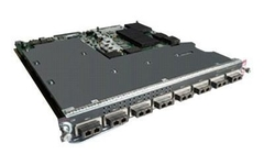 "Модуль Cisco Catalyst WS-X6908-10G-2TXL.Состояние ""used""."