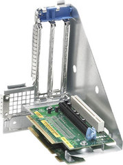 Опция DELL PE R430 PCIe Riser with One x16 PCIe Gen3 FH slot (x8 PCIe lanes) and One x16 PCIe Gen3 LP slot (x8 PCIe lanes)