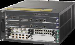 """Шасси Cisco 7604.Состояние """"used""""."""